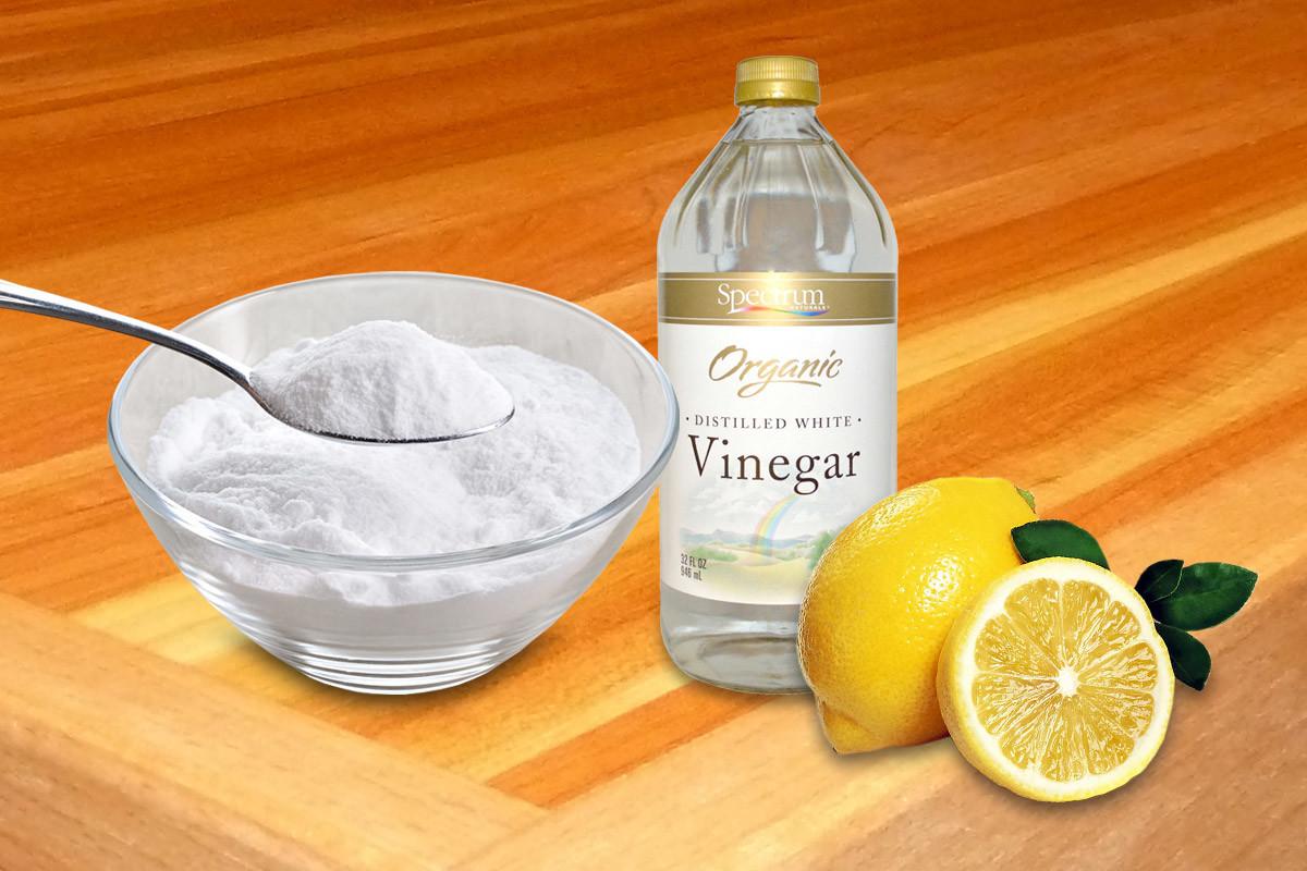 Uncategorized Lemon And Vinegar Cleaner