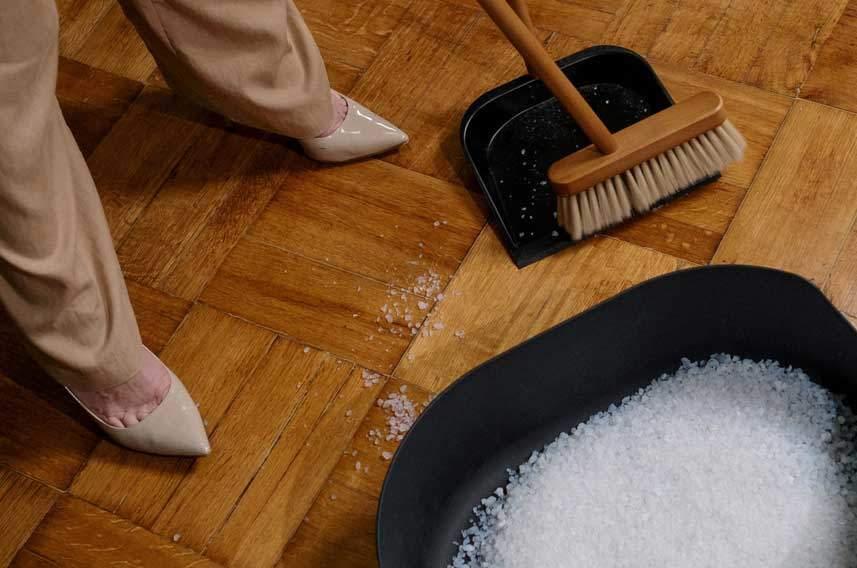 Cleaning Parquet Flooring