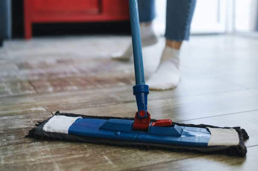 Wood Floor Duster